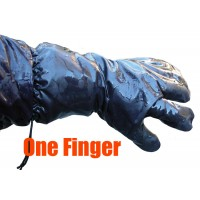 Rain Off glove one finger