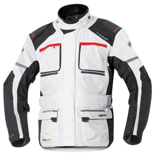 Carese 2 Jacket GREY/RED