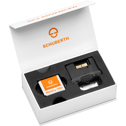 SC1 Comms for Schuberth C4 and R2.