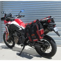 Africa Twin Pannier set up