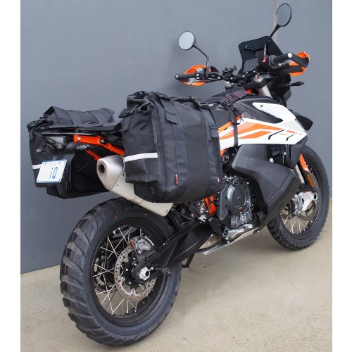 KTM 790 Saddle Bag and Support Frames