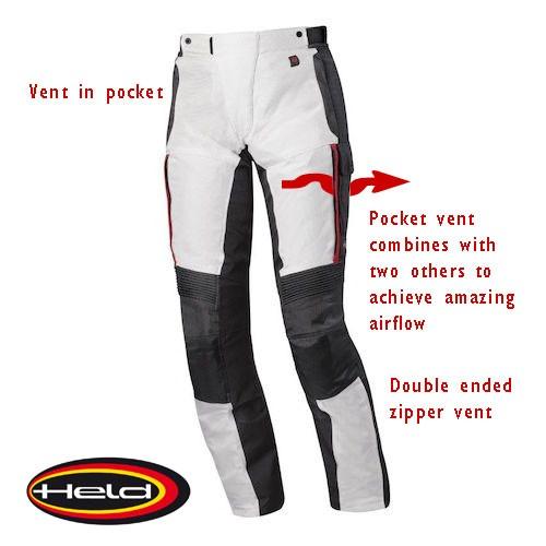 Torno 2 Pants GREY/BLACK/RED