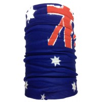 Buff Aussie flag