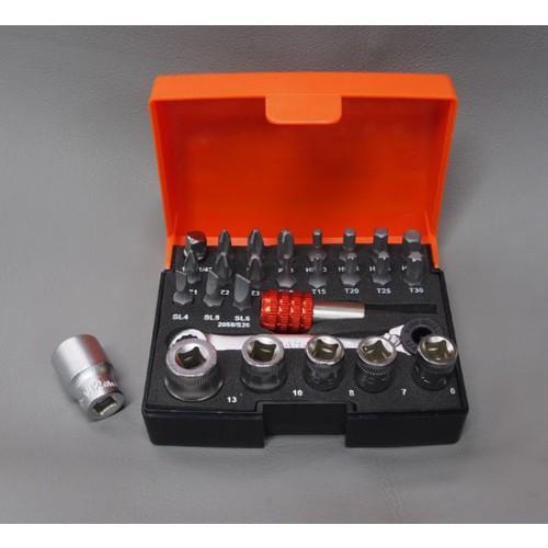 Bahco 26 Piece Mini Kit