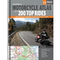 Australia Motorcycle Atlas